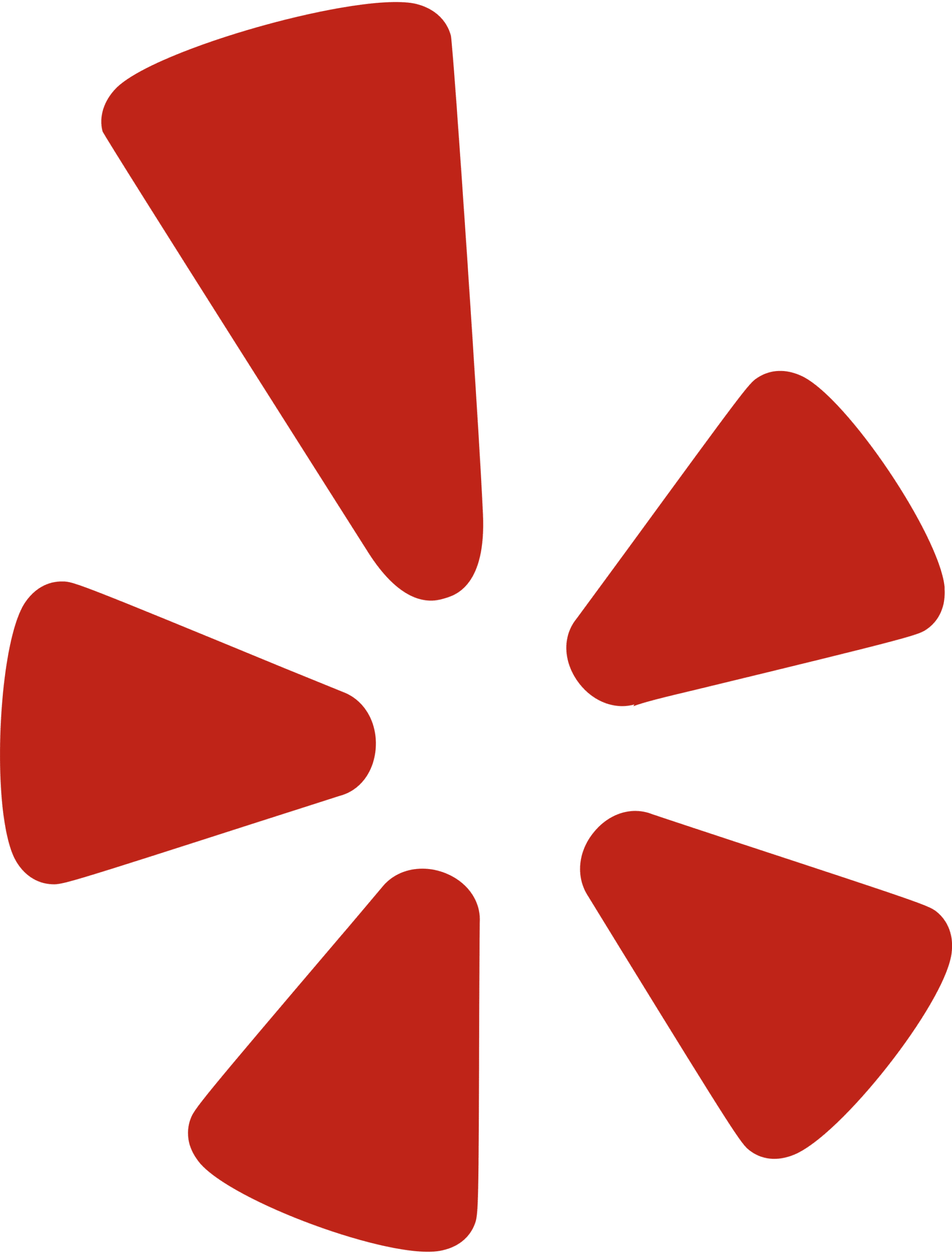 yelp 1 logo png transparent
